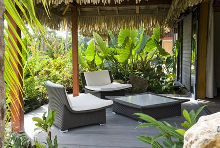 Garden Bungalow Hotel Maitai Lapita Village Huahine