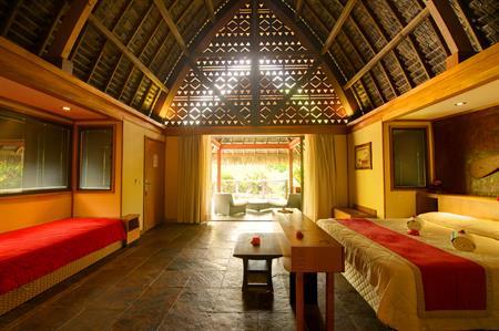 プレミアムレークバンガロー Hotel Maitai Lapita Village Huahine