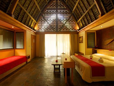 Premium Garden Bungalow Hotel Maitai Lapita Village Huahine