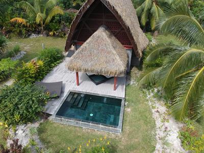 Bungalow Premium Giardino Hotel Maitai Lapita Village Huahine