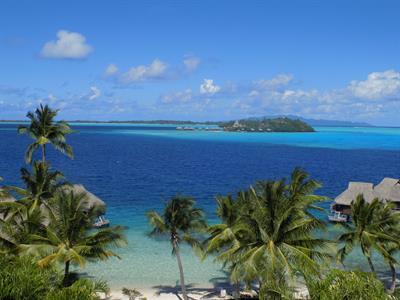 Oceanview Room Hotel Maitai Polynesia Bora Bora