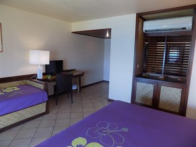 Chambre avec vue Océan Hôtel Maitai Polynesia Bora Bora