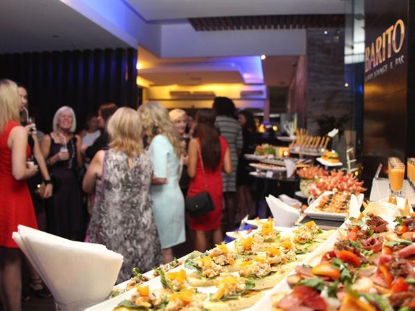 Barito Lobby Lounge dan Bar Swiss-Belhotel Balikpapan