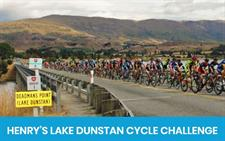 Lake Dunstan Cycle Challenge - Cromwell Summer Series