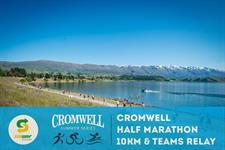 Cromwell Half Marathon & 10km Run or Walk - Cromwell Summer Series