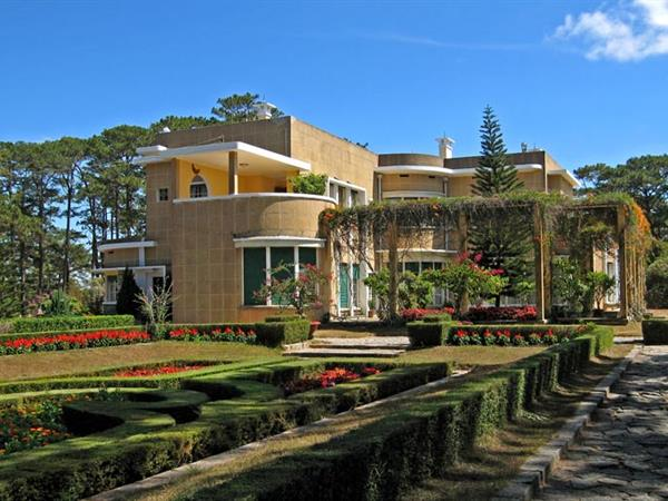Bao Dai Summer Palace Swiss-Belresort Tuyen Lam
