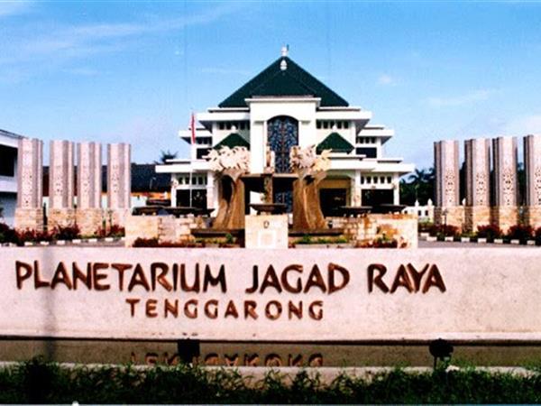 Tenggarong Universe Planetarium Swiss-Belhotel Borneo Samarinda
