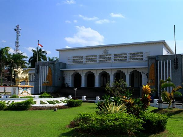 Mulawarman Museum Swiss-Belhotel Borneo Samarinda