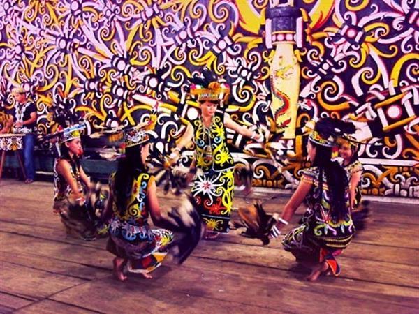 Pampang Culture Village Swiss-Belhotel Borneo Samarinda