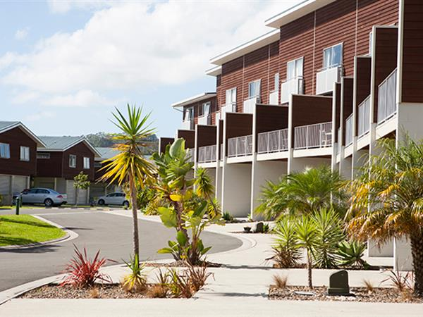 Two Bedroom Apartment with Sleep Out Oceans Resort Whitianga