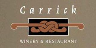 Carrick Winery Restaurant & Cellar Door