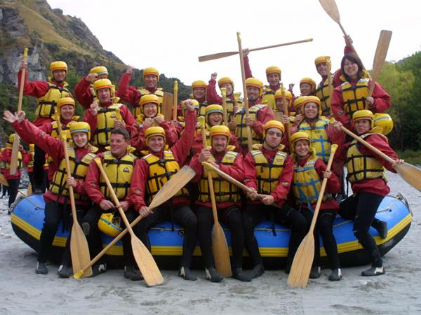 Queenstown Rafting & Kiwi Discovery