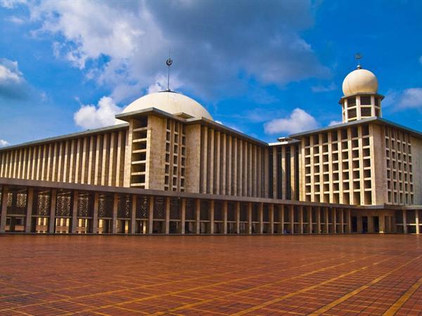 Istiqlal Mosque Swiss-Belinn Simatupang