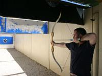 Archery Range Hanmer Springs Adventure Centre
