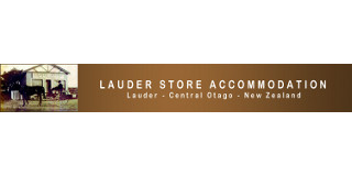Lauder Store Accommodation