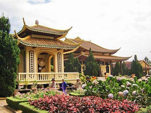 Thiền Viện Trúc Lâm Swiss-Belresort Tuyền Lâm, Đà Lạt