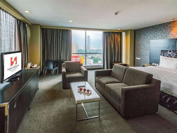 Kamar Executive Club Swiss-Belhotel Mangga Besar Jakarta