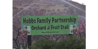 Hobbs Family Partnership Orchard and Fruit Stall