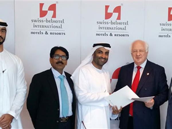 Swiss-Belhotel International And Vault Management Consultants Signs A Development Venture