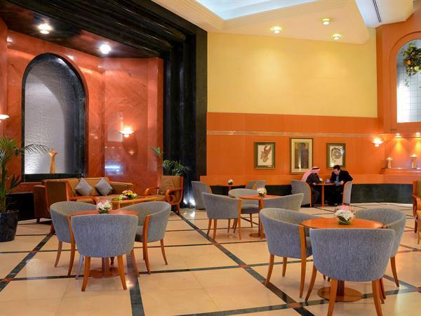 Lobby Café Swiss-Belhotel Sharjah (Formerly Sharjah Rotana)