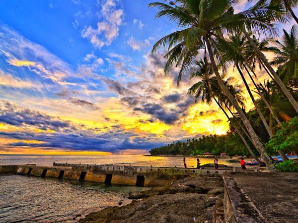 Namalatu Beach Swiss-Belhotel Ambon