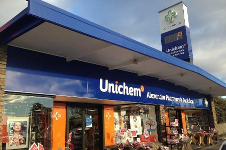Unichem Alexandra Pharmacy & Bookshop