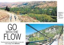 The Press  - Monday Escape - New Cycle Trails