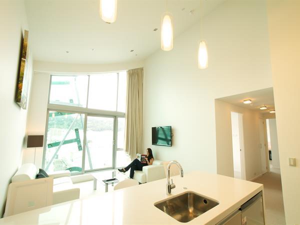 Two Bedroom Penthouse Suite Distinction Wellington Century City Hotel