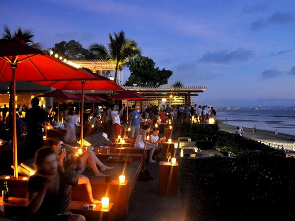 Beach Clubs Swiss-Belhotel Petitenget