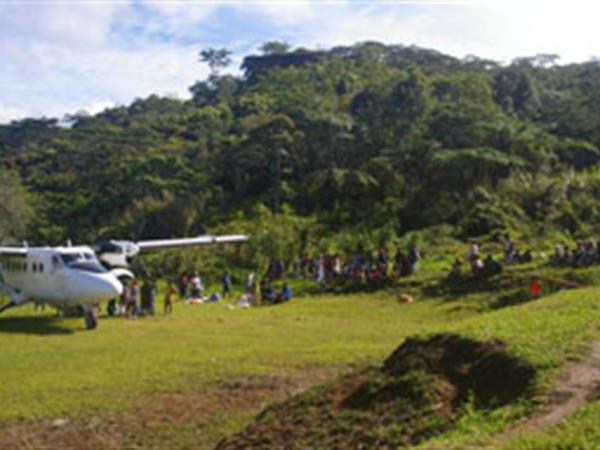 How To Get To PNG & The Kokoda Track
