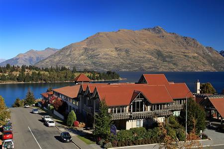 Copthorne Hotel & Resort Queenstown Lakefront