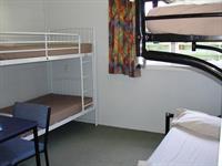 Kitchen Cabin Alpine Holiday Apartments & Campground