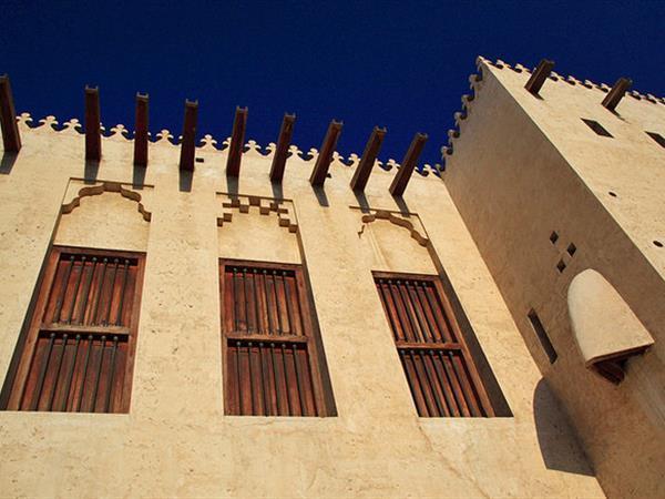 متحف الشارقة التاريخي والطبيعي ومنتزه الصحراء فندق سويس بل هوتيل الشارقة