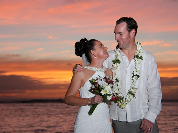 'Akari' Renewal of Vows Package