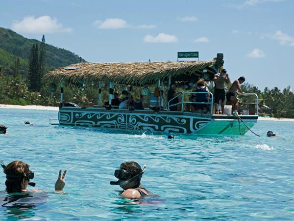 Lagoon Cruises Manuia Beach Resort