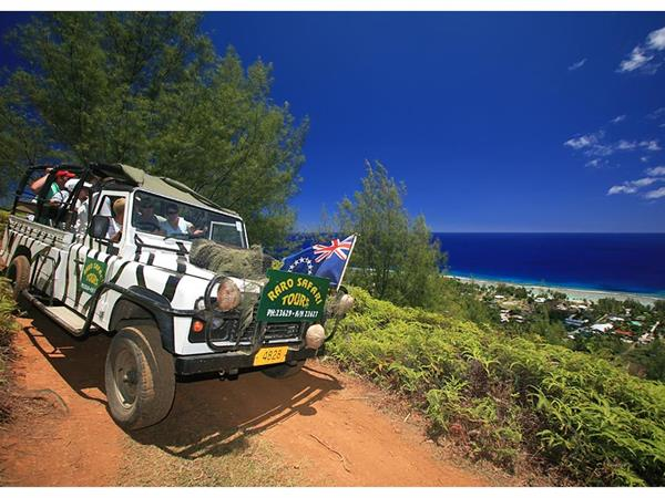 4WD Safari's