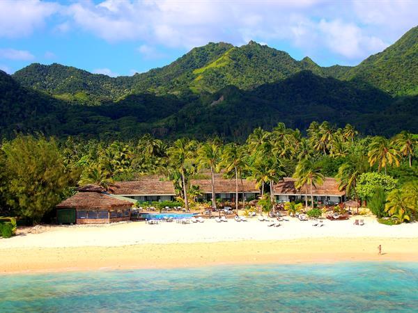 Scenic Walks/Conservation Manuia Beach Resort