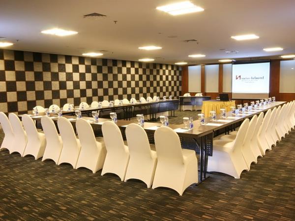 Ruang Pertemuan & Banquet Swiss-Belhotel Mangga Besar Jakarta