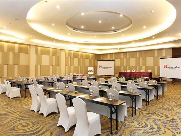 Banquets & Meetings Swiss-Belhotel Cirebon