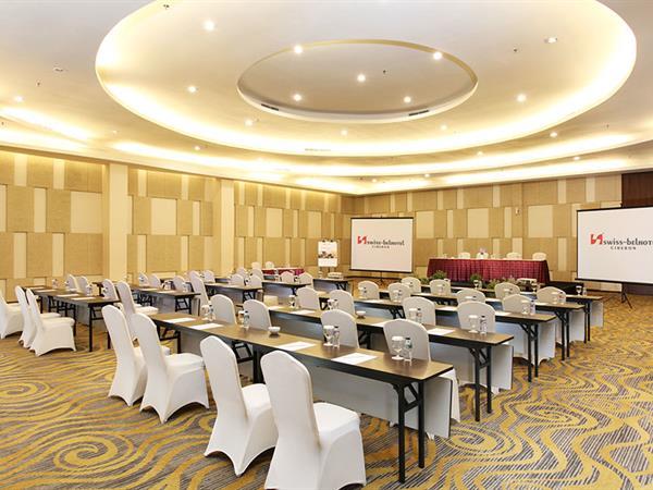 Ruang Pertemuan & Perjamuan Swiss-Belhotel Cirebon