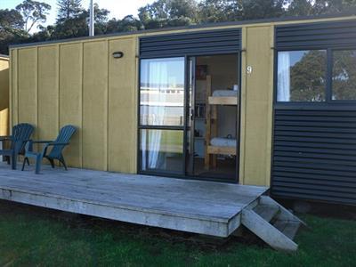 Self Contained Units Opunake Beach Kiwi Holiday Park