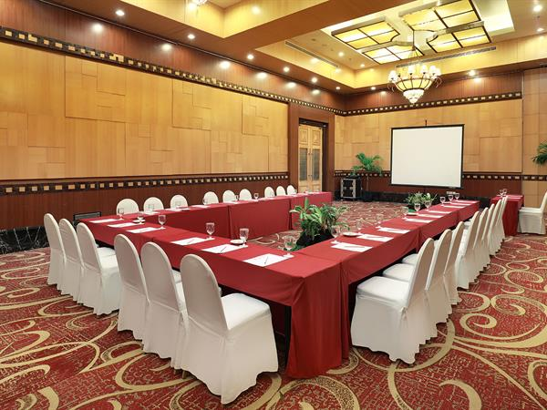 Ruang Pertemuan Swiss-Belhotel Maleosan Manado