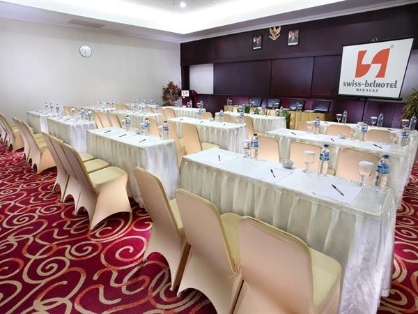 Ruang Pertemuan Swiss-Belhotel Merauke