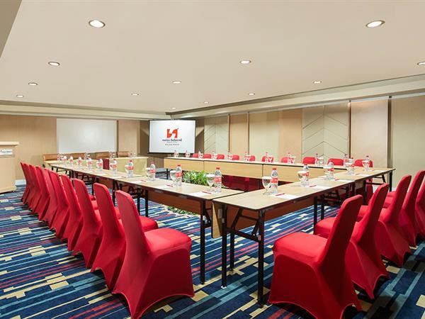 Fasilitas Pertemuan Swiss-Belhotel Silae Palu
