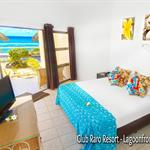 Lagoonfront Room, Beachfront Deluxe Unit & Standard Unit