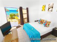 Lagoonfront Room, Beachfront Deluxe Unit & Standard Unit