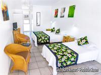 Poolside Room, Lagoon View Unit & Standard Unit
