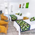 Poolside Room, Lagoonview Unit & Family Unit