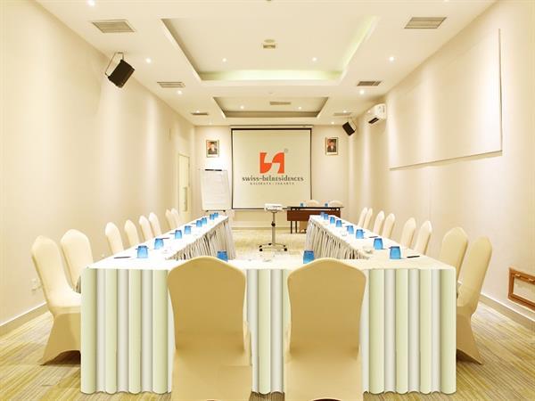 Ruang Pertemuan Swiss-Belresidences Kalibata
