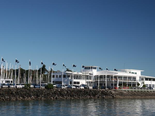Royal New Zealand Yacht Squadron